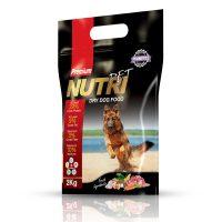 غذای خشک سگ دو کیلویی بیست و نه درصد پروتئین نوتری پت