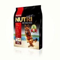 غذای خشک سگ ده کیلویی بیست و نه درصد پروتئین نوتری پت