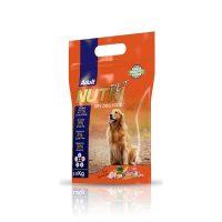 غذای خشک سگ دو کیلویی بیست و یک درصد پروتئین نوتری پت
