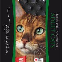 غذای خشک دو کیلویی گربه بالغ Rotika Adult dry cat food Rotika غذایی شامل بیست و نه درصد پروتئین غنی شده با مینرال و مواد معدنی و مولتی ویتامین ها قابلیت هضم آسان و بهبود سیستم دسگاه گوارش